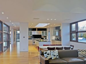 kitchen modern mansion in sagaponack with open floor concept interior 300x225 - MAKE YOUR DINING ROOM WORK FOR YOU