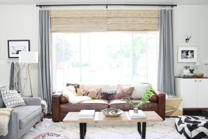 living room 2014 1 300x200 - Genuine Leather for Upholstery