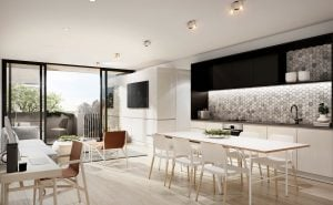 monochrome design ideas 300x185 - MAKE YOUR DINING ROOM WORK FOR YOU