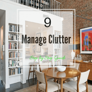 Clutter Storage Sideboard