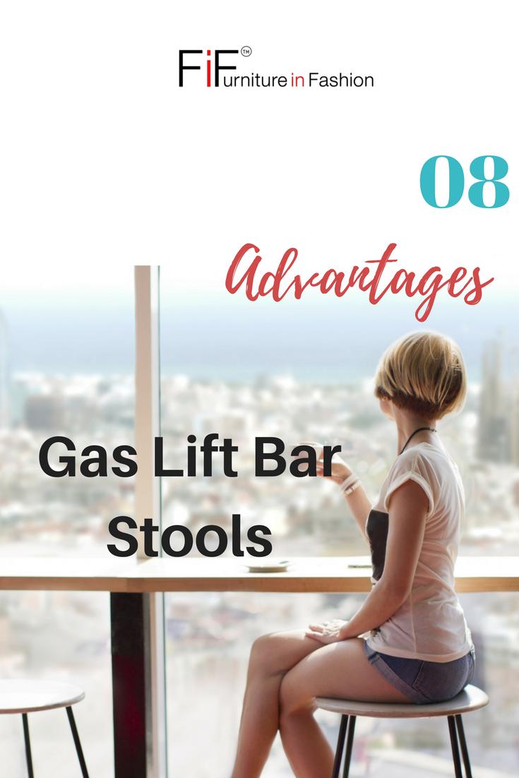 8 advantages of gas lift bar stool - 8 Advantages of Gas Lift Bar Stools