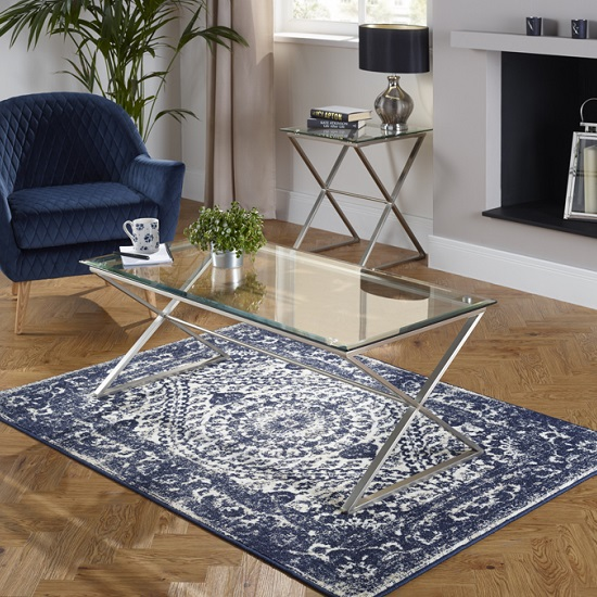 alessa coffee table - How to Decide Between a Wooden and Glass Coffee Table