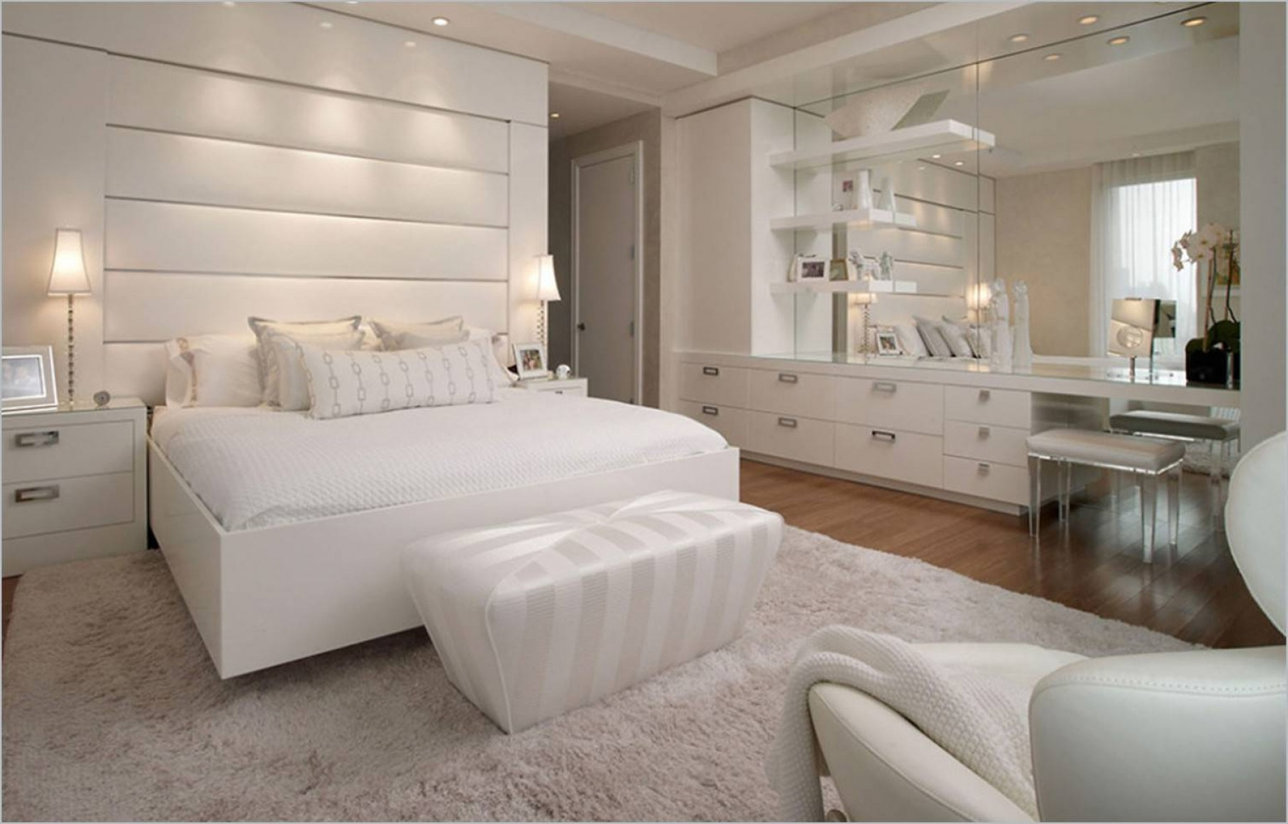 ergonomic living room furniture cozy bedroom interior design ideas - 4 Easy Tips To Make Your Bedroom Feel Cozy
