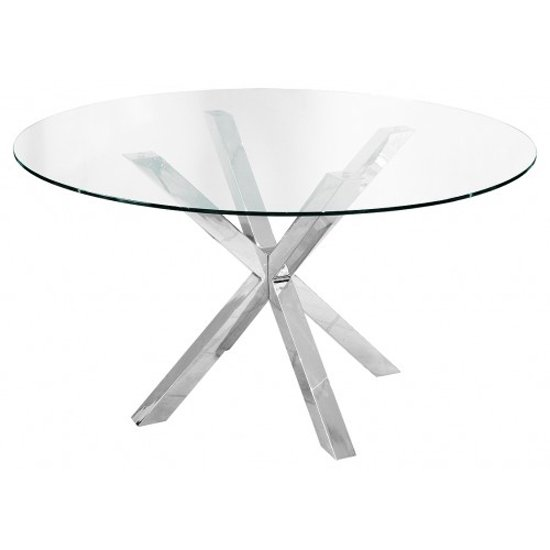 fw773 crosley dining table - Glass Dining Tables: Our Pick of the Best