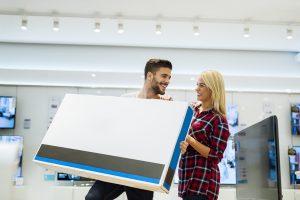 shutterstock 495677377 300x200 - 5 Tips On Choosing a TV Stand