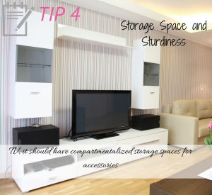 tv stand tips 4 300x275 - 5 Tips On Choosing a TV Stand