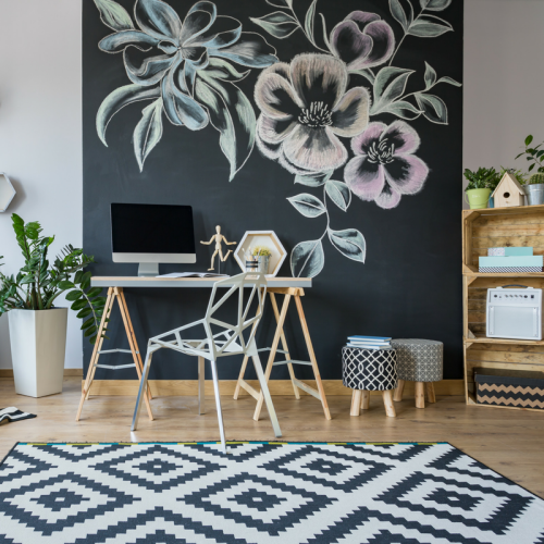 Home Office Organization Made Easy in 6 Steps