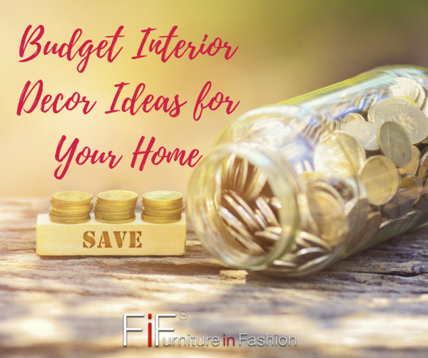 Steps To Decorate A Home Within A Budget