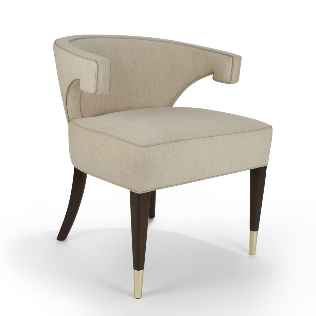 kimberly denman athena greek inspired klismos chair furniture furniture seating armchairs upholstery fabric metal 1024x1024 - Relaxation Chairs: Find the Perfect Fit for Your Lounge