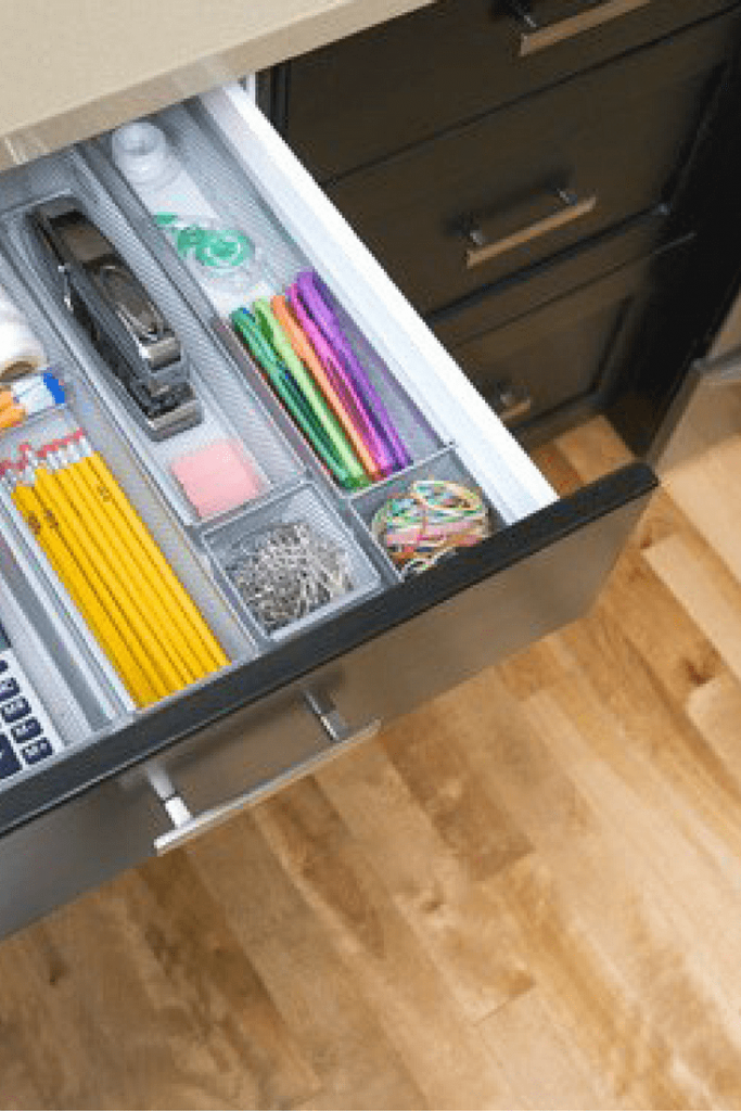 organising a home office 4 683x1024 - Home Office Organization Made Easy in 6 Steps