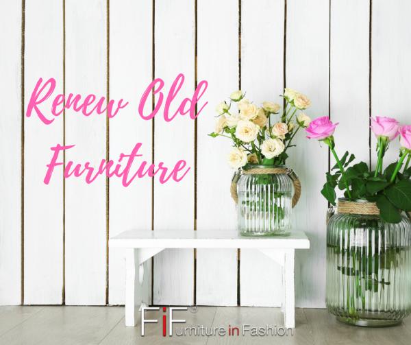revamp old furniture e1493999501279 - Budget Interior Decor Ideas for Your Home
