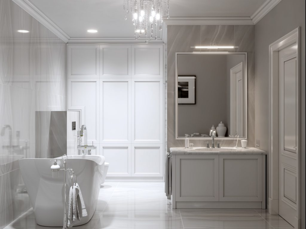 shutterstock 550314538 min 1024x768 - Mirrors Can Change the Atmosphere of Your Home
