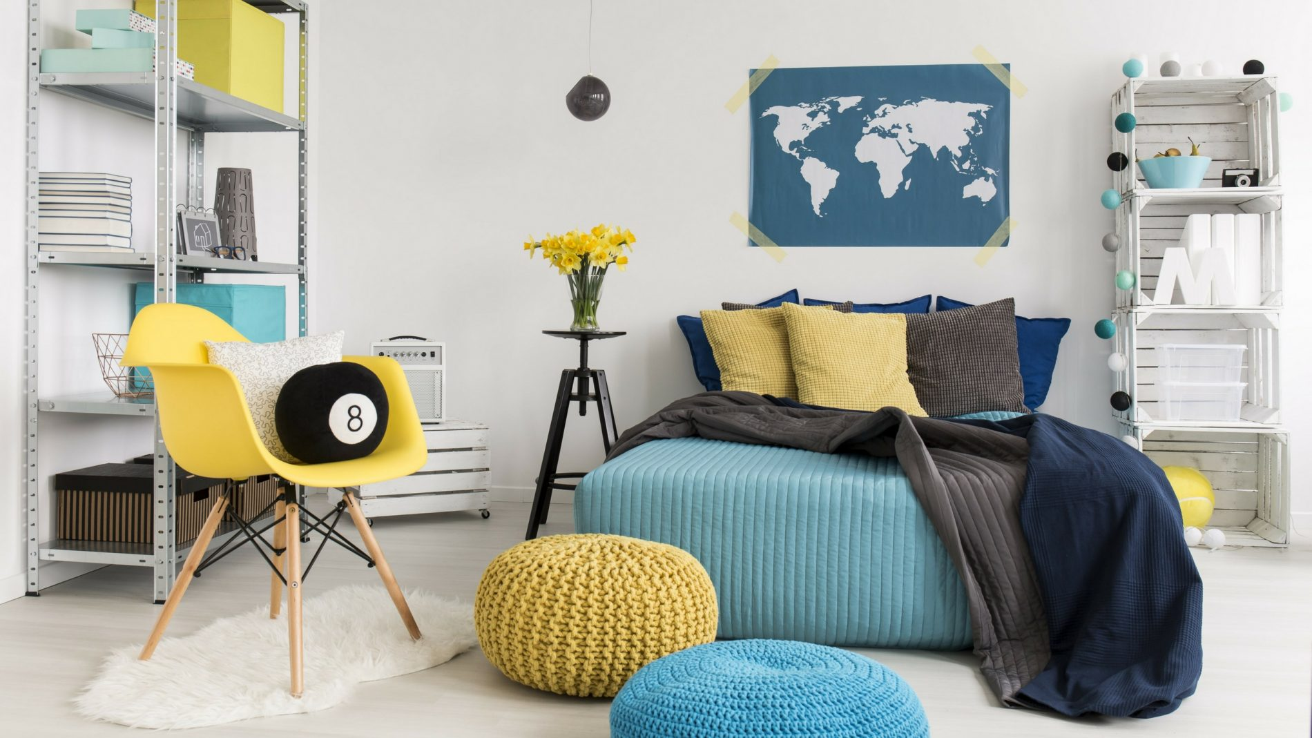 5 Ways to Reinvent Any Contemporary Bedroom
