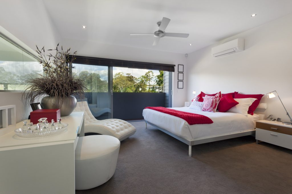 shutterstock 104935187 min 1024x683 - 5 Ways to Reinvent Any Contemporary Bedroom