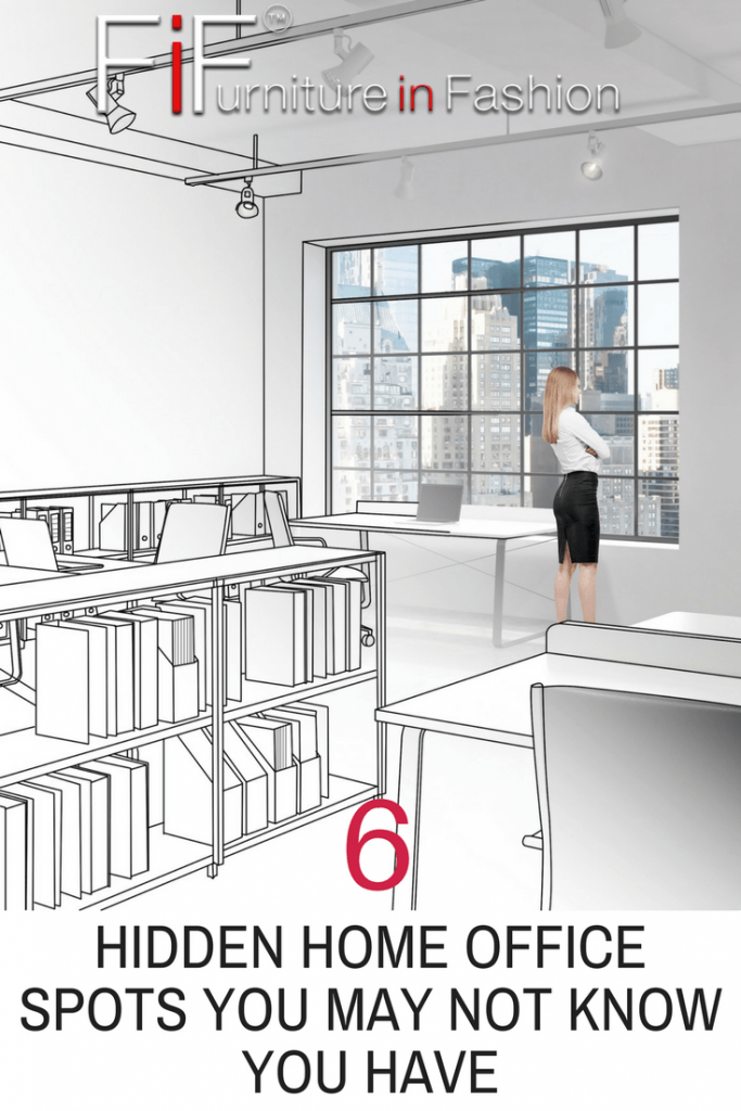 6 POTENTIAL HOME OFFICE SPOTS THAT YOU MIGHT NOT HAVE CONSIDERED 683x1024 - 6 potential home office spots that you might not have considered