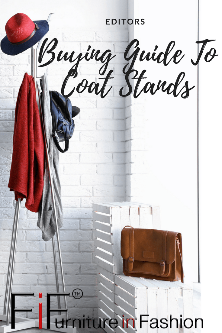 Buying Guideline For Trendy Coat Stands