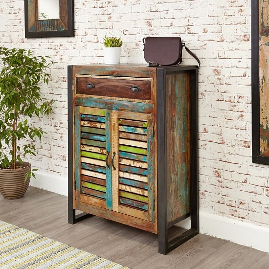 amara shoe cabinet side - 5 Great Home Shoe Storage Solutions From Our Current Range