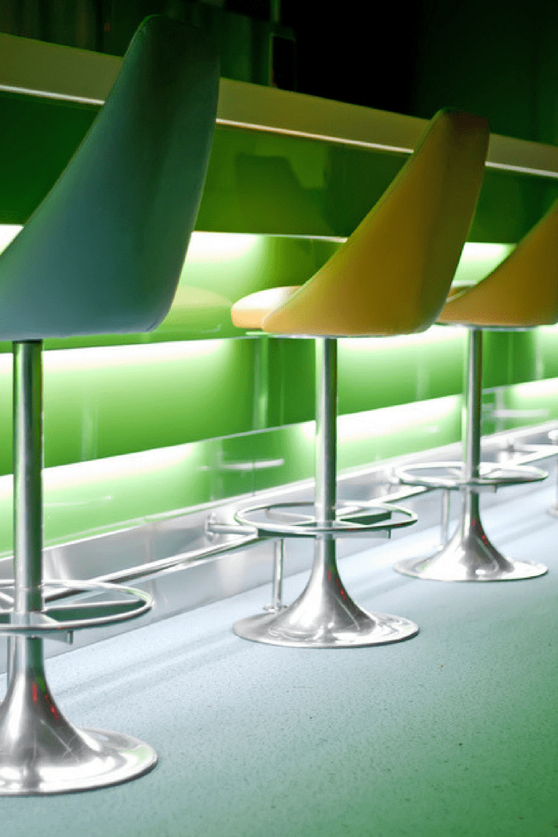 Stylish and Contemporary Bar Stools For Nightclubs