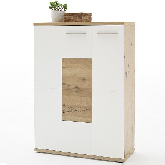 viola wooden left shoe cabinet - 5 Great Home Shoe Storage Solutions From Our Current Range