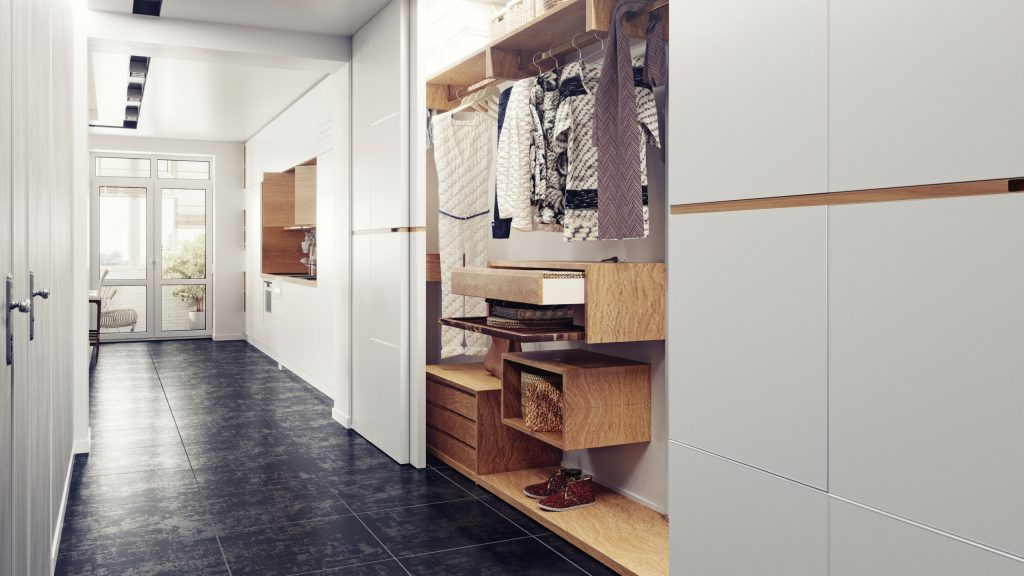 Clever Ideas For Organising Your Hallway Shoe Storage