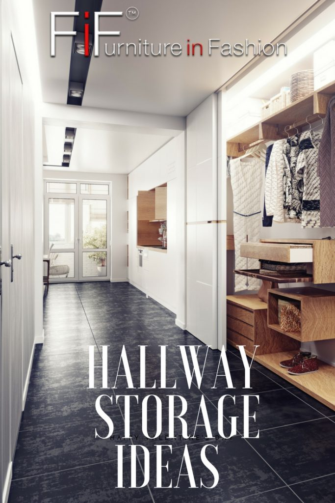 hallway shoe storage ideas 683x1024 - Clever Ideas For Organising Your Hallway Shoe Storage