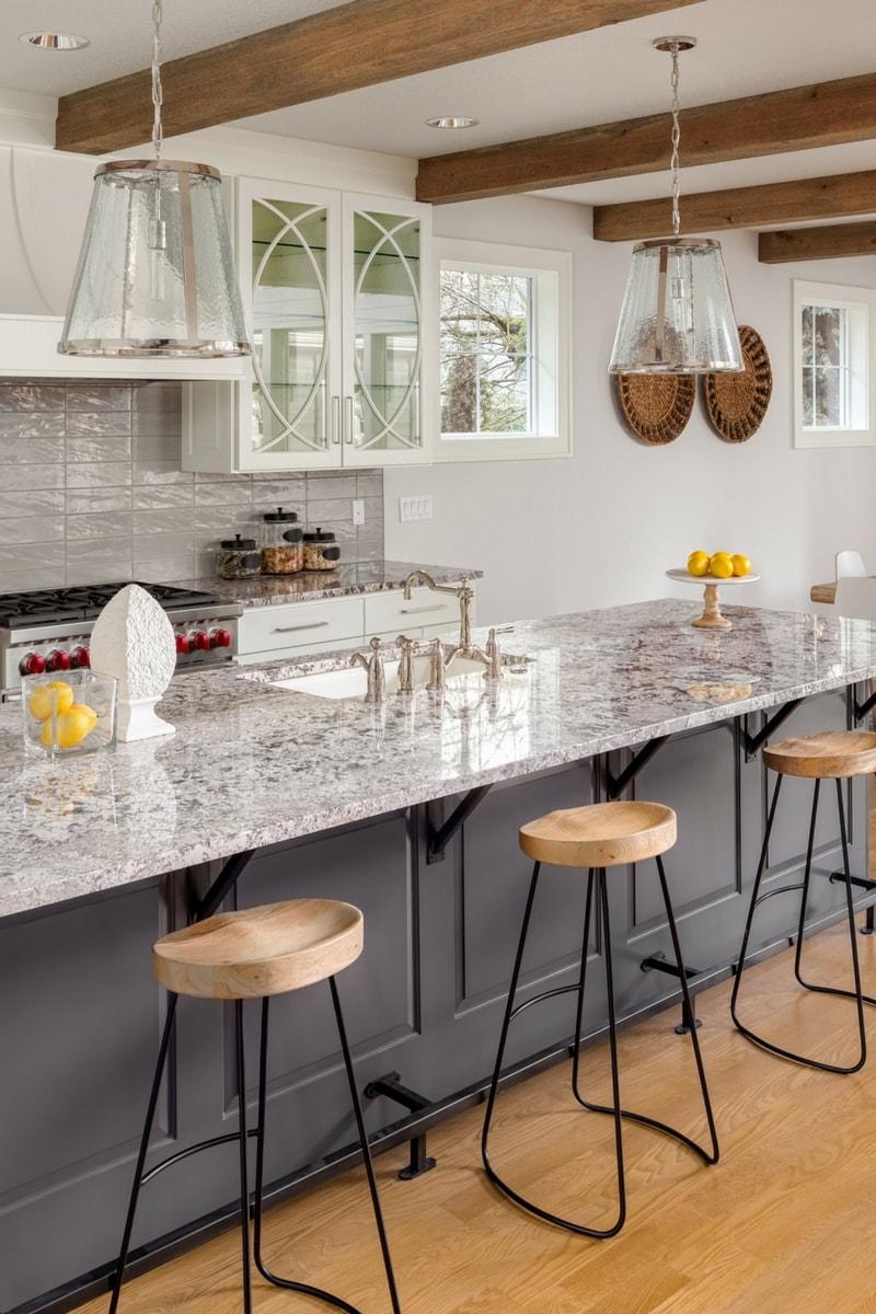 1 min - Bar stools for kitchen island