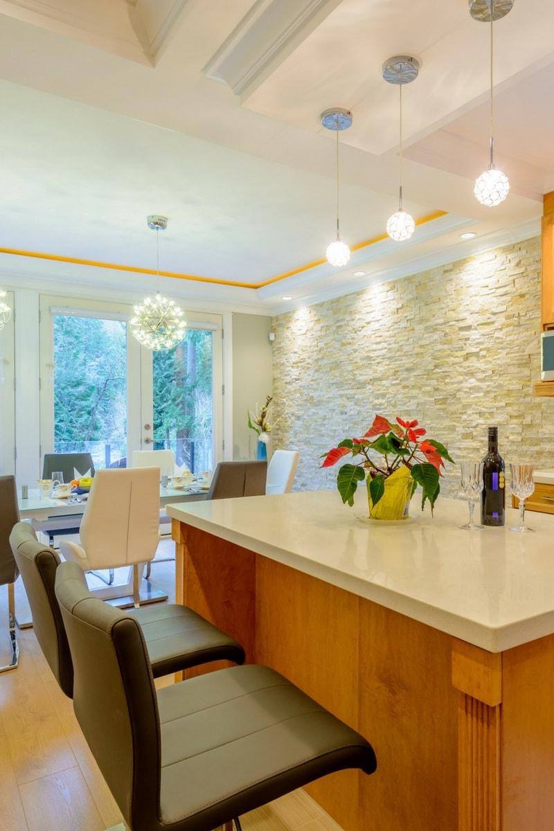 5 min - Bar stools for kitchen island