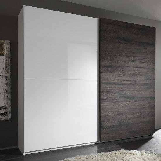 jaxon sliding wardrobe wenge min - Sliding Door Wardrobes that will inspire you
