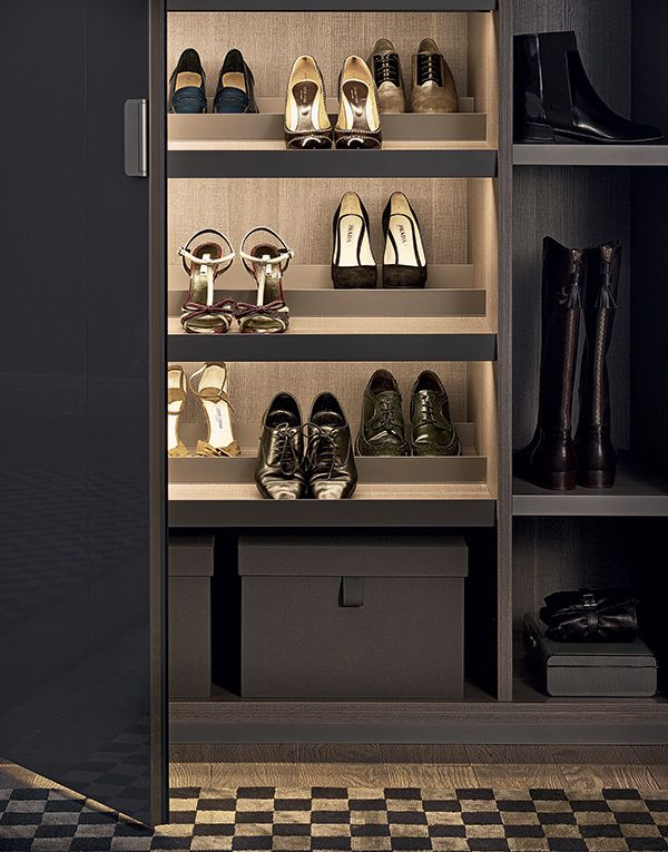 Show Storage: Simplistic Ways To Display And Store Your Shoe Collection