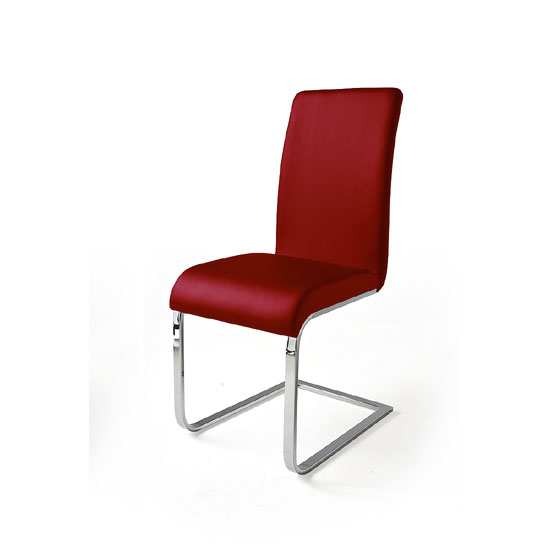 Red Leather Dining Chairs: 5 Reasons To Have Them In Your Room