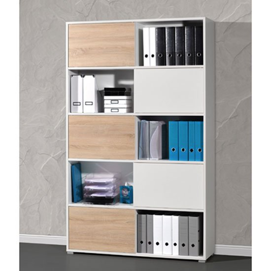 Bookcase As A Part Of Bedroom Furniture Sets: 8 Decoration Ideas