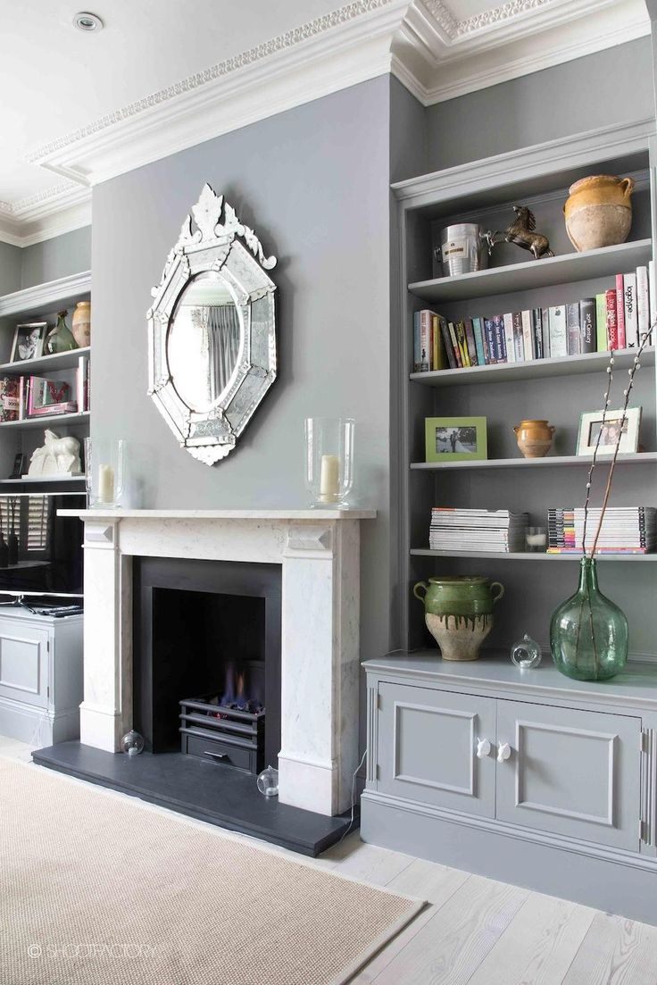 Shelving Either Side Of Fireplace: 7 Ideas To Get Started