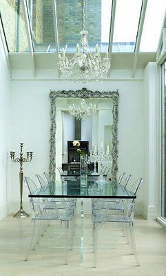 What Colour Dining Chairs Should I Choose For My Clear Glass Dining Table? 5 Сreative Suggestions