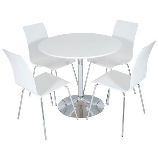 Trendy Round Dining Tables: Examples For 5 Different Interiors
