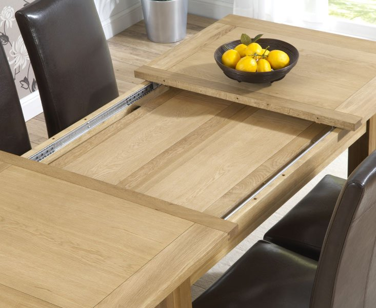 How To Choose A Narrow Extending Dining Table For Your Apartment