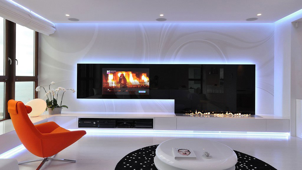 6 Helpful Suggestions Placing A TV Stand Above Your Fireplace