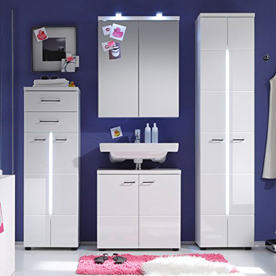 Free Standing Bathroom Furniture UK Stores Can Offer You