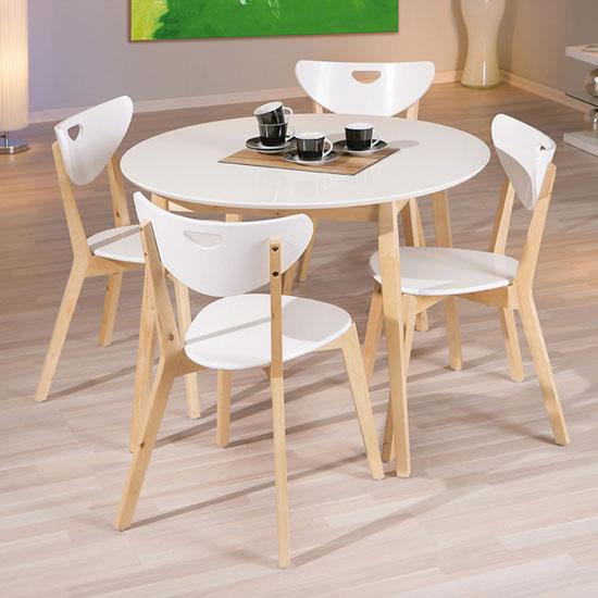5 Cheerful Designs Of Breakfast Room Furniture
