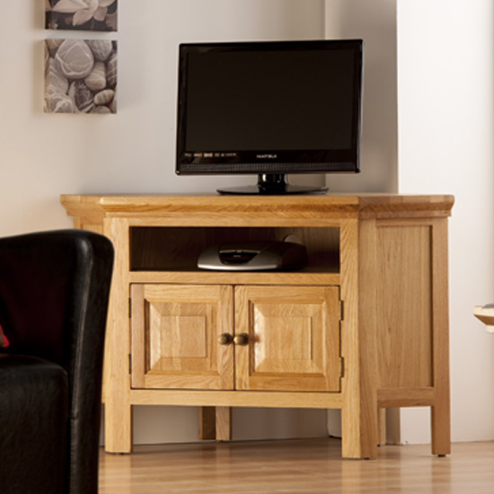 How To Quickly Choose Small Oak Corner TV Unit Of The Highest Quality
