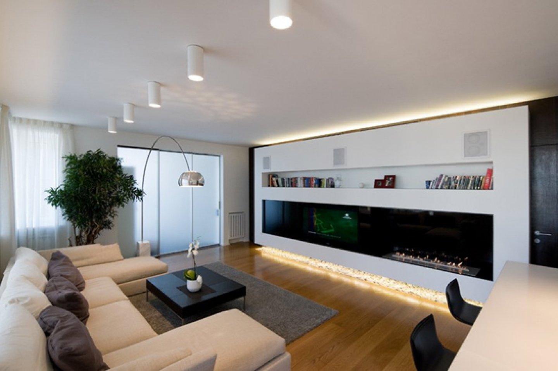 10 Inspirational Ways To Illuminate Your Living Room