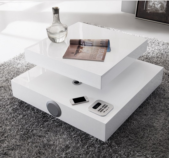Subscribe To Our Newsletter and WIN This Coffee Table