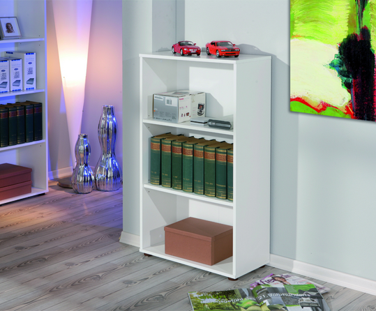 How Can You Make My White Bookcase Into A Gloss White Shine: 4 Major Steps