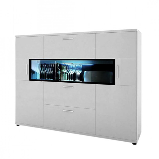 6 Ways To Impress Your Guests With Our Stunning Sideboards With Led Lighting