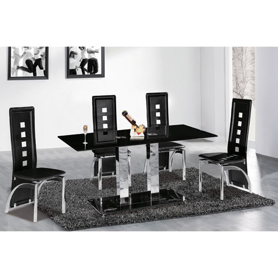 Magical Collection Of Dining Room Furniture From Furnitureinfashion: 7 Gorgeous Ideas