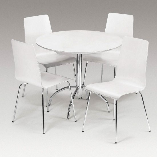 Important Aspects Before Buying a Round Dining Table with Upholstered Chairs