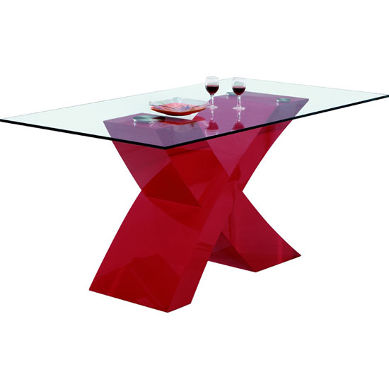 Several Examples Of Small Trendy Dining Tables