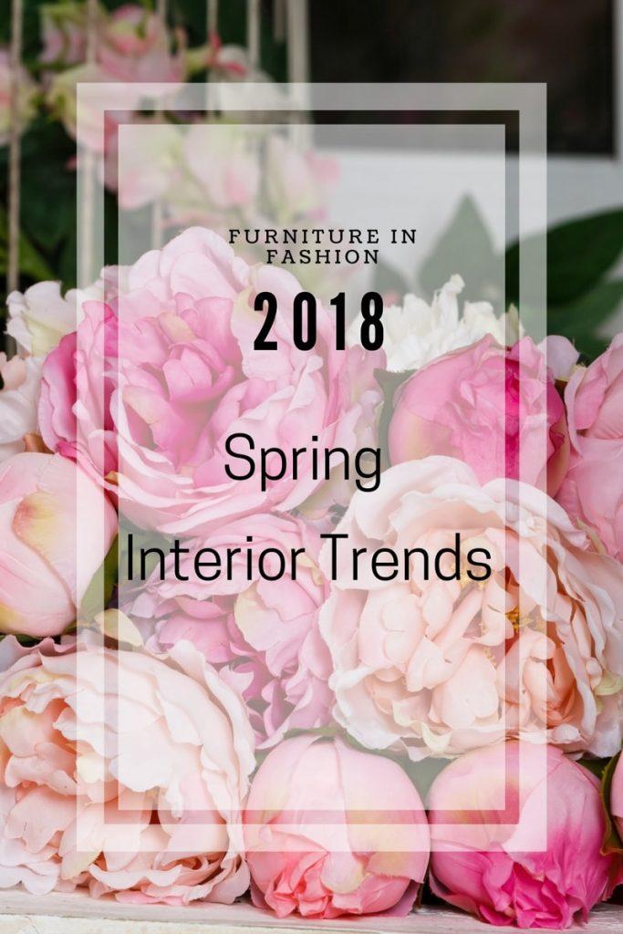 spring interior homes  1 683x1024 - Spring 2018 Home Interior trends