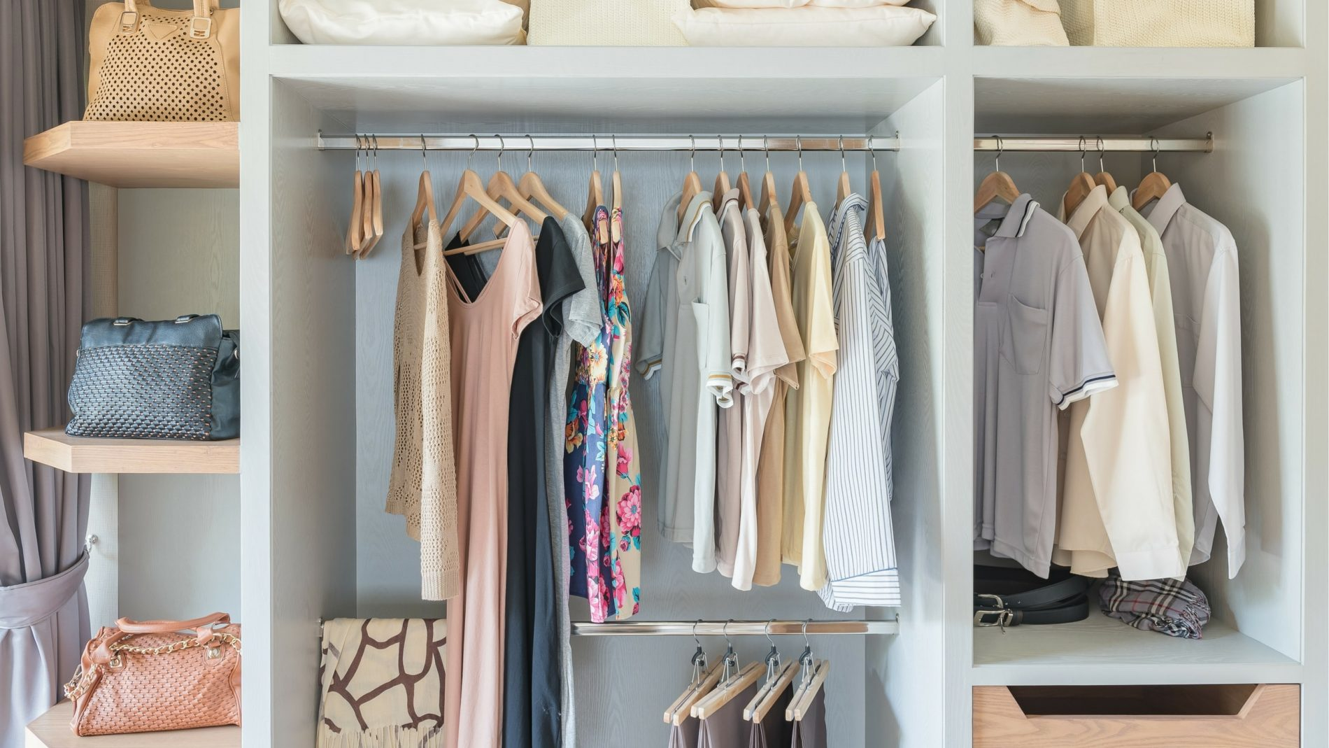 9 Closet Organization Hacks That Are Brilliantly Easy