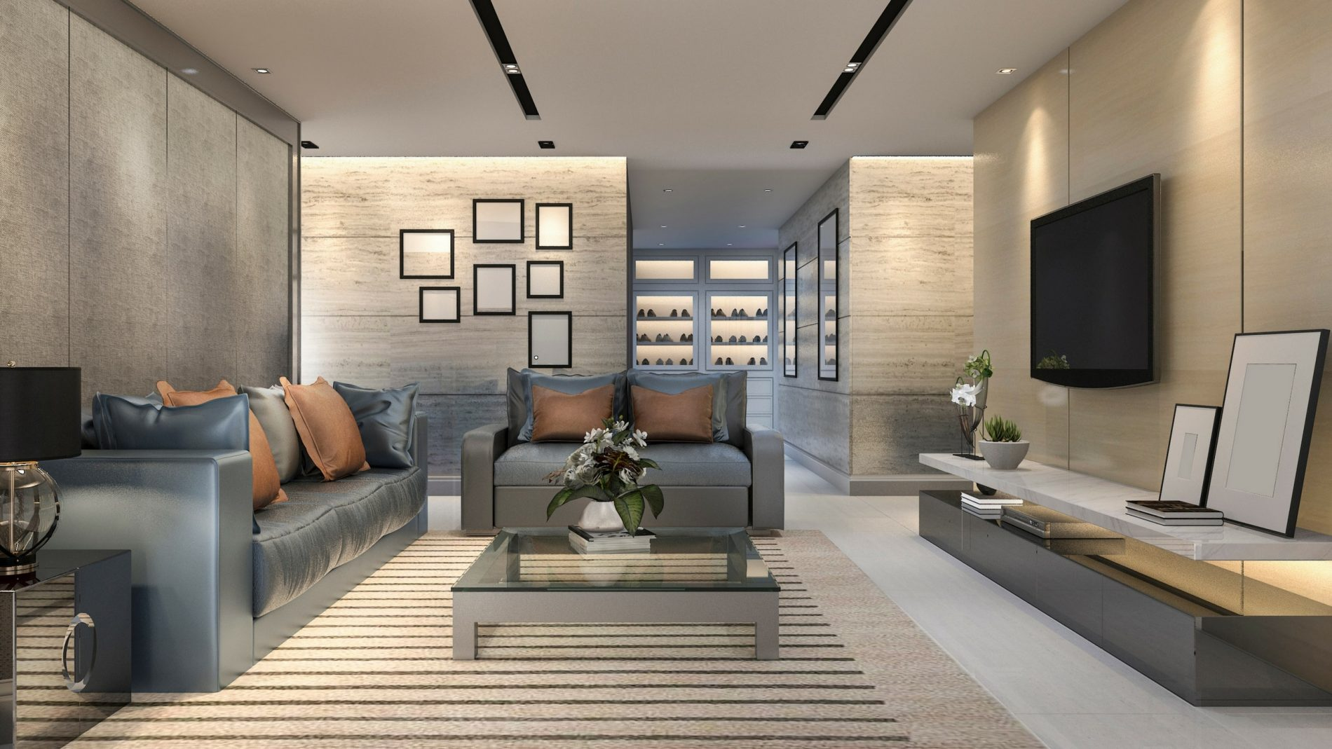 Add an Interior Design Degree To Your Living Room