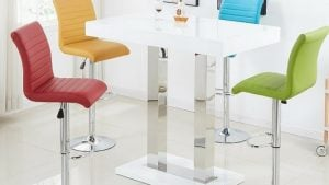 Caprice Bar Table, A Perfect Match For Your Kitchen